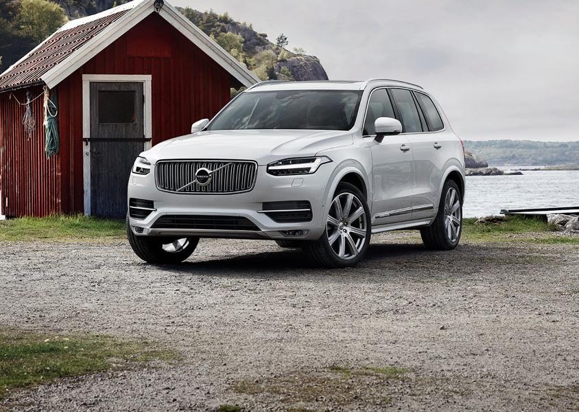 The 2019 Xc90